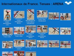 Fivb tournoi satellite en Vendée